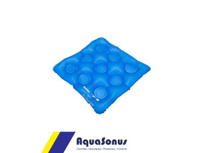 Almofada de gel quadrada sem orifício