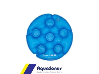 Almofada d´agua caixa de ovo redonda sem orifício