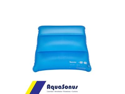 Almofada inflável quadrada sem orifício