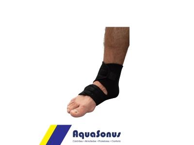 Tornozeleira com ajuste perna - (pmg)