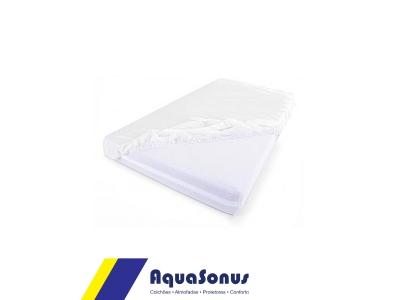 Lençol plástico vapt- vupt solteiro